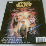 "Star Wars Episode 1 ""The Phantom Menace"" Official Souvenir Edition Magazine"
